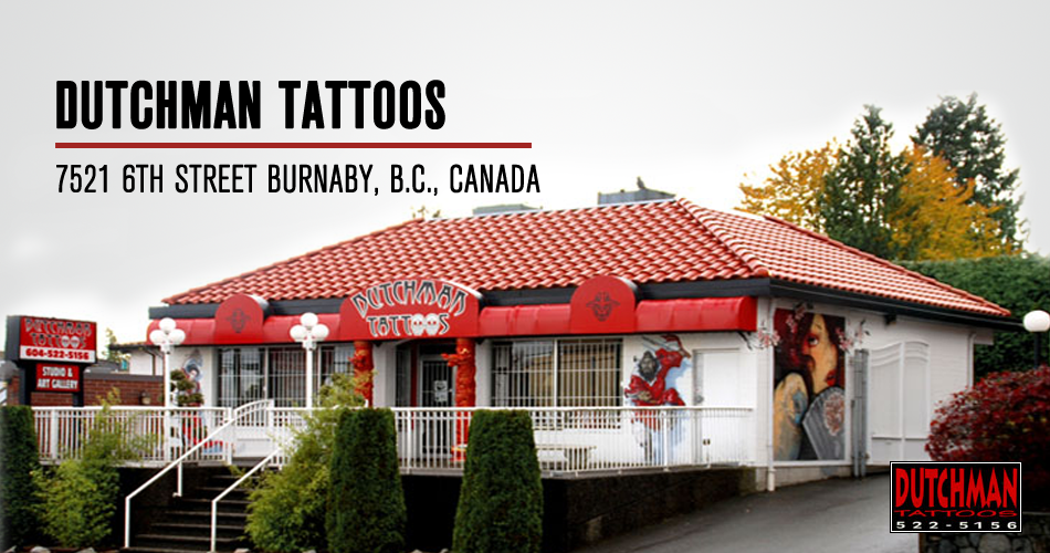 Great Canadian Tattoos!